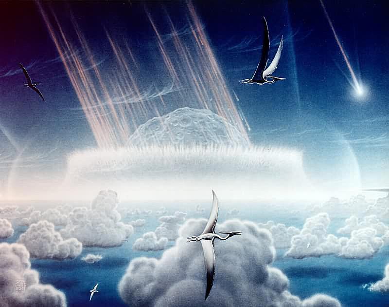 метеорит который убил динозавров
