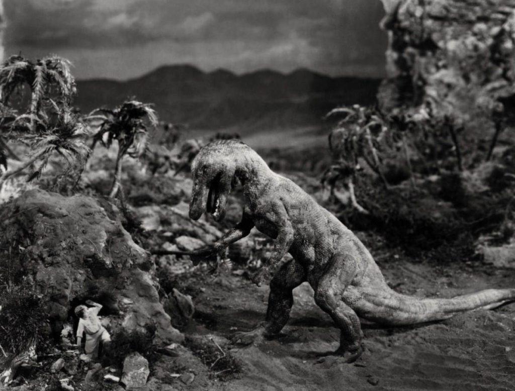 """кадры из фильма """"затерянный мир"""" 1925 г."""